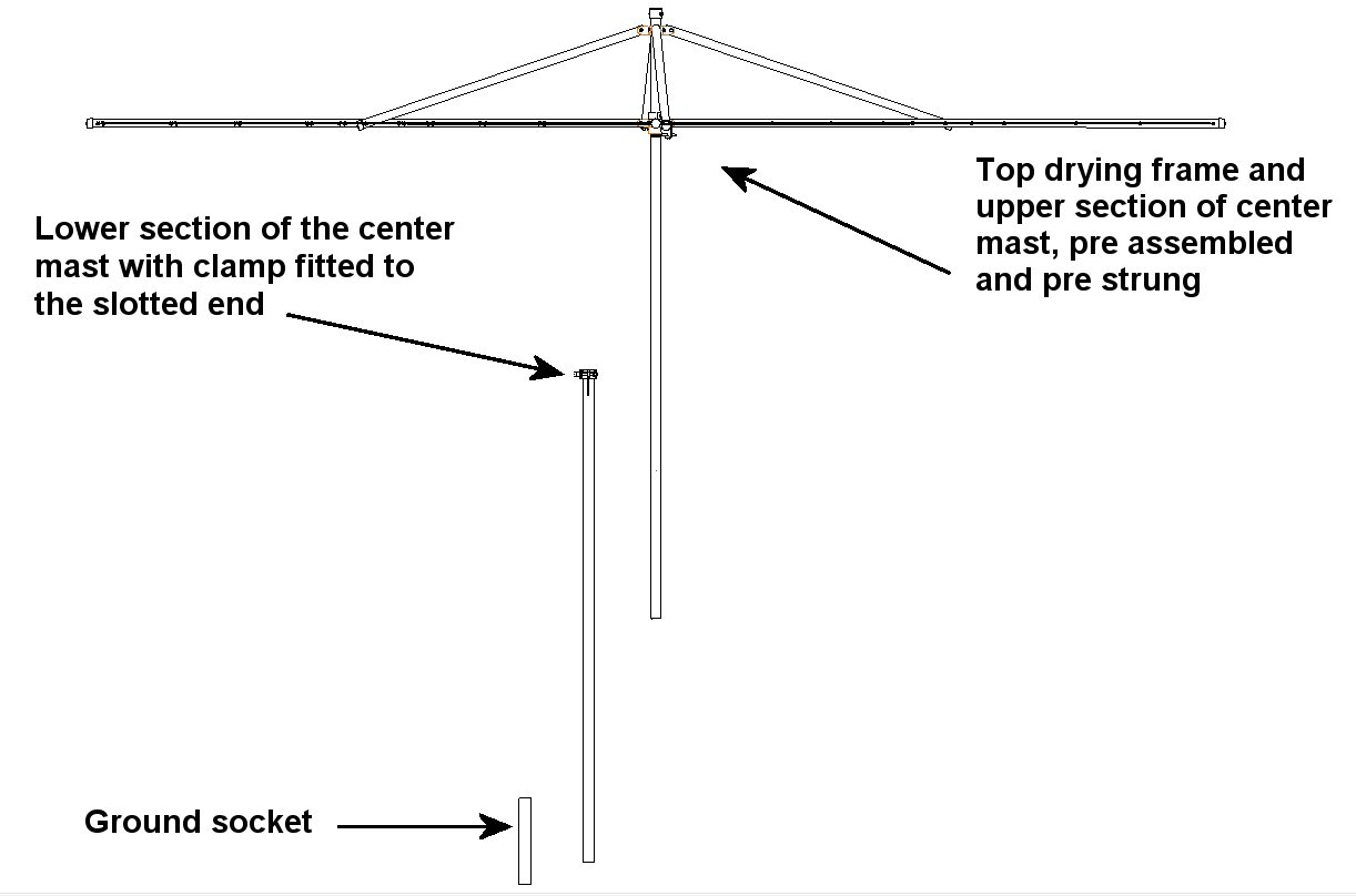 adjustable-height-clothesline