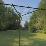 Outdoor Clothes Line
