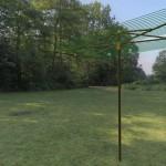 Clothesline tree