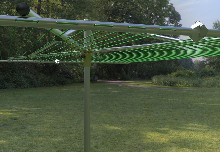Parallel clothesline